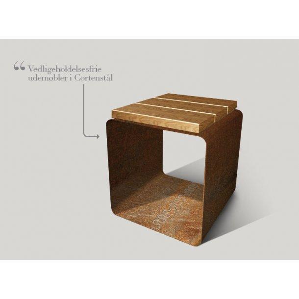 Havebord LILLE (højt) 45x45x49,6 cm
